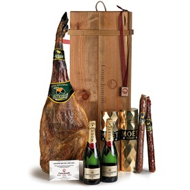 Harmony Lot Bellota Jambon Moet & Chandon et
