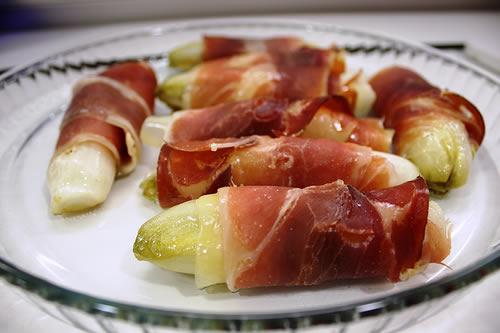 El blog de blog archive recetas de jam n - Platos con jamon iberico ...