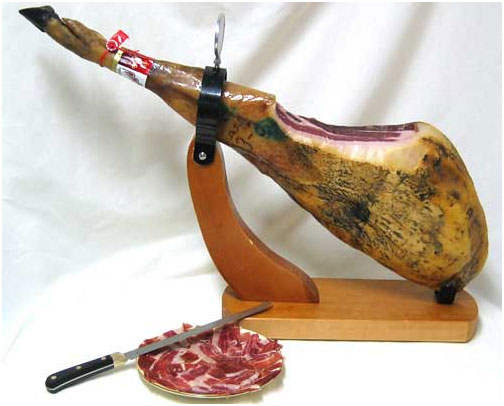 El blog de blog archive c mo conservar un for Tabla para jamon serrano